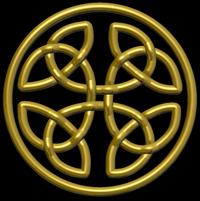 Siegel Keltic glatt 3D
